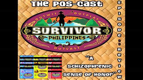 Survivor Philippines Recap Clip: Lisa's schizophrenic ...