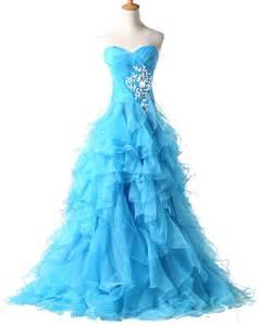 robe de mariã princesse robe de princesse bleu turquoise