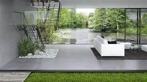 Carrelage Extérieur Terrasse : terrasse carrelage gris recherche google terrasse ~ Voncanada.com Idées de Décoration