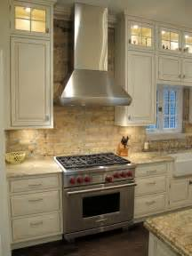 brick kitchen backsplash award winning kitchen with brick backsplash chicago traditional kitchen chicago by