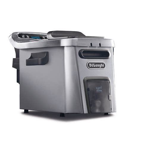 fryer deep delonghi clean fry daddy easy friday livenza deals krups oil fryers baskets filter basket silver consumer spatula reports