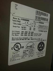 Ac Unit Rated At 18 3 Amps On 20 Amp Breaker