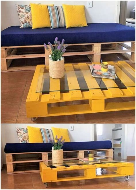 7 innovative wooden pallet furniture designs you must try