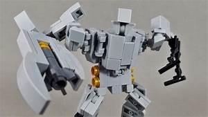 Instructions - Lego Transformers Movie Megatron