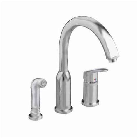 kitchen faucets at home depot standard arch single handle side sprayer kitchen