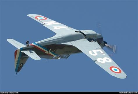 La Ferte-Alais 2009 - Morane-Saulnier MS-406