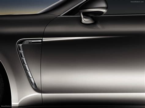 Porsche Panamera North American Debut Video Exotic Car