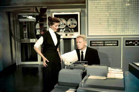 desk set 1957 golden era stars pinterest