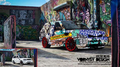 fond d 馗ran bureau tlcharger fond d 39 ecran tunning graffiti voiture abstraction fonds d 39 ecran gratuits pour votre rsolution du bureau 1920x1080 image 507283