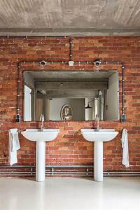 Salle De Bain Style Industriel : luminaire salle de bain style industriel ~ Dailycaller-alerts.com Idées de Décoration