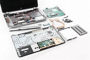 Hp Pavilion 15 Disassembly And Ram  Hdd Upgrade Options
