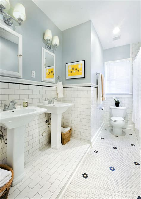 1930 bathroom design 1930s bathroom updated for 21st century traditional