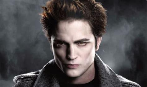 "Twilight Robert Pattinson Enthusiastic About Edward ""spin"