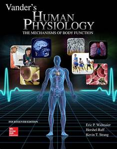 Vander U0026 39 S Human Physiology    Edition 14 By Kevin T  Strang