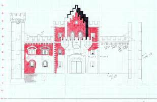 chateau house plans neuschwanstein castle 308l x 128w x 155h survival no