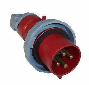 Abb - Russelstoll - Abb430p7w - Iec Plug 30 Amp