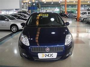 Fiat Punto 1 4 Elx 8v Flex 4p Manual 2007  2008