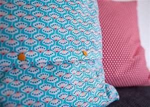 Kissen Mit Reißverschluss Nähen : kissenbezug mit hotelverschluss n hen kostenlose n hanleitung ~ Markanthonyermac.com Haus und Dekorationen