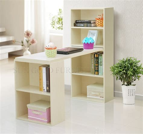 kids desk with bookcase modern kids study table computer desk bookcase combination