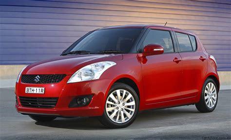 Suzuki Swift Review Caradvice
