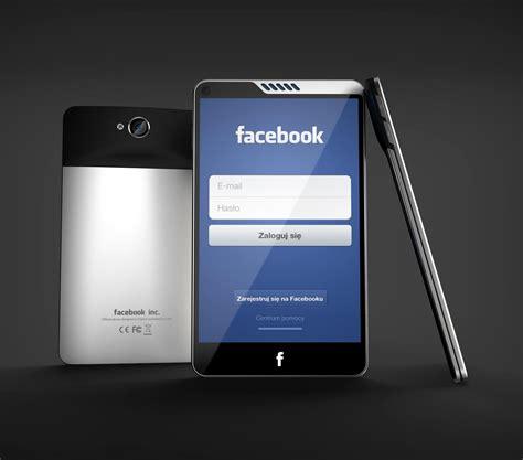 Facebook Phone by Michal Bonikowski