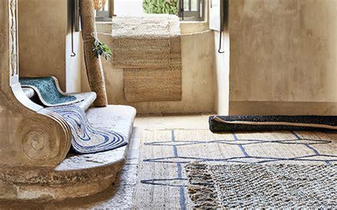 descente de lit design petit tapis de chambre alinea