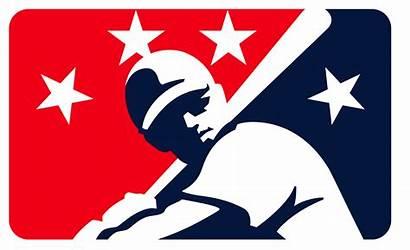 Baseball Minor League Milb Svg Wikipedia Wiki