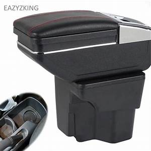 7 Generation Car Armrest Center Console Storage Box Car