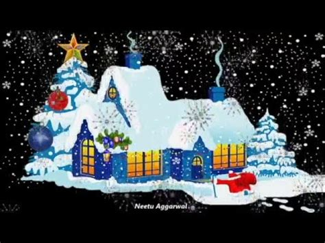happy holidays merry christmas wishes with beautiful animated pics music youtube