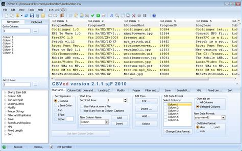 Csved 2.5.2a Free Download
