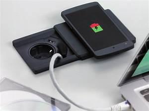 Handy Mit Qi : evoline square80 mit qi ladefunktion mit cat6 patchkabel wei ~ Eleganceandgraceweddings.com Haus und Dekorationen