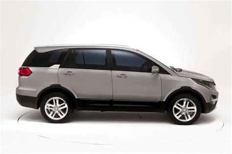 Tata Geneva Aria Based Hexa Crossover Concept Showcased