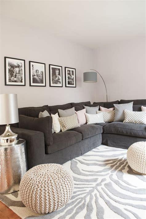trendy greyscale living area interiors home homesweet