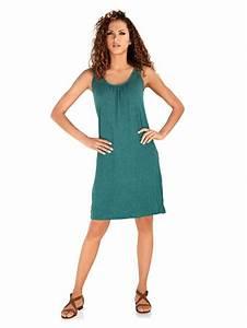 robe fluide d39ete vert emeraude couleurs tendance With robe d été fluide