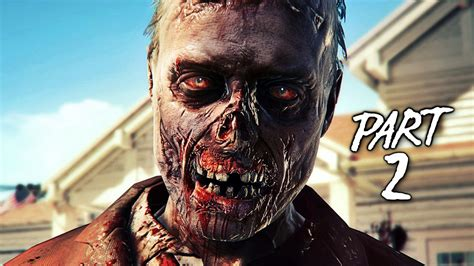 Dying Light Walkthrough Gameplay Part 2 Doctor