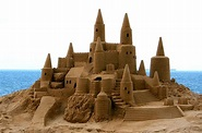 The Grainy Business of Sand Art - The Yellow Sparrow