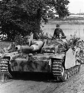 StuG III Tank