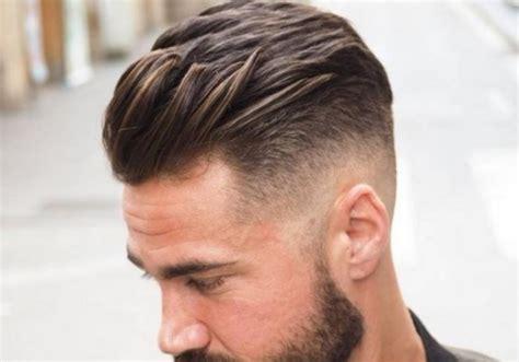 Coupe De Cheveux Homme 2018 Court Dégradé Coupe De Cheveux Homme Zoom Sur Les Coiffures Les Plus Tendances