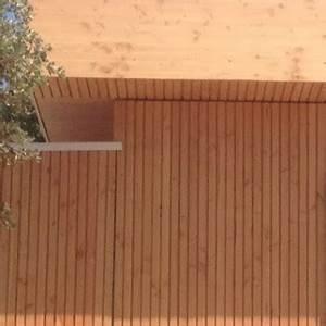Bardage Bois Claire Voie : bardage douglas faux claire voie vertical ~ Dailycaller-alerts.com Idées de Décoration
