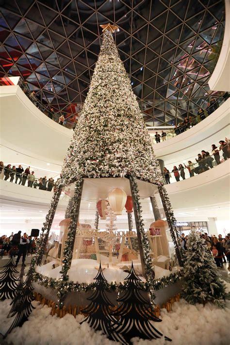 christmas trees decoration   lebanon