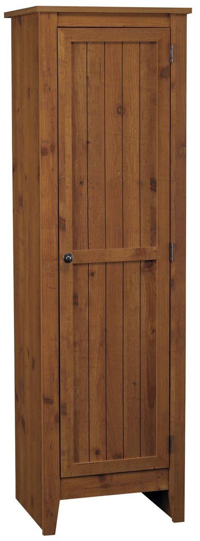 ameriwood systembuild milford single door storage pantry