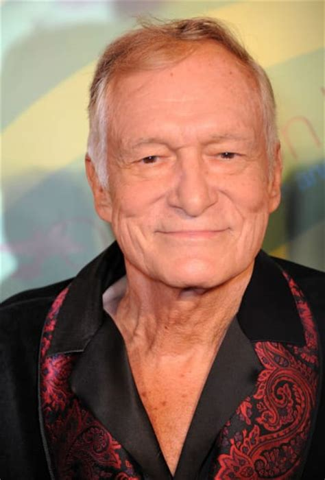 Do you think Hugh Hefner has a sex life? - The Hollywood ...