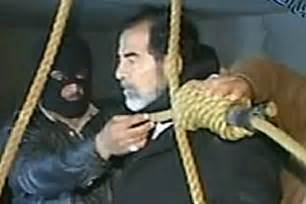saddam hanged at dawn news al jazeera