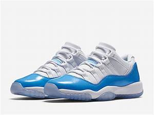 Two Jordan 11 Retro Lows for 2017 - University Blue and ...