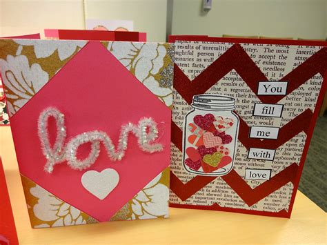 Sweeten A Patient's Day By Making Valentines  The Whole U