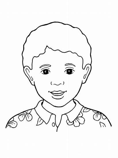 Drawing Curly Hair Boy Wavy Boys Anime