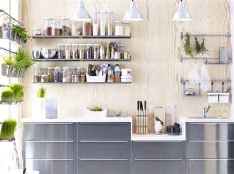 etagere deco cuisine  idees de decoration interieure