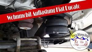 Fiat Ducato Wohnmobil Stützen Hinten : auflasten fiat ducato wohnmobil youtube ~ Jslefanu.com Haus und Dekorationen