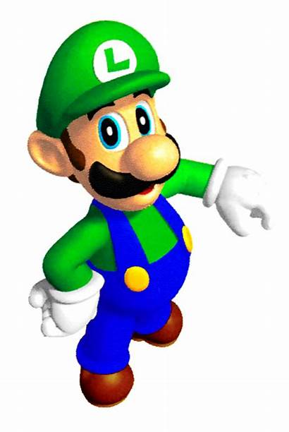 Luigi N64 Head Favourites Deviantart