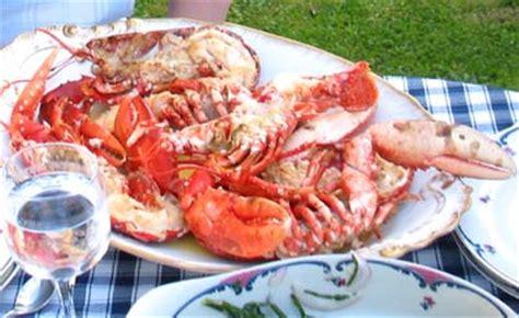 comment cuisiner un homard comment cuisiner homard cuit